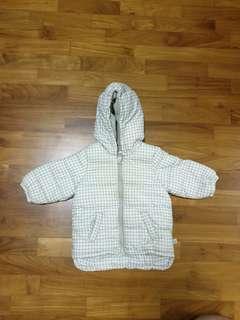 Baby winter Jacket unisex united colours of benetton