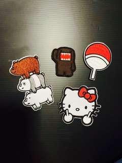 Cartoon Velcro patches