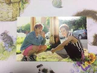 BTS Now 3 in Chicago Jungkook and Jimin photocard KPOP