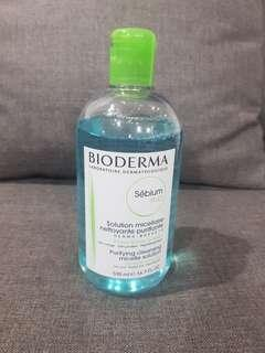 Bioderma Purifying Cleasing Make Up Remover 500ml