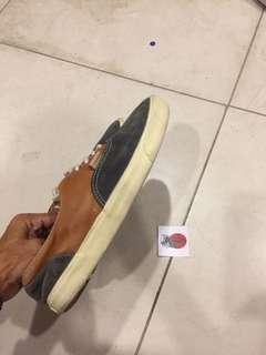Vans authentic leather