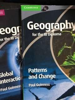 Cambridge Geography for IB Diploma Paul Geuinness