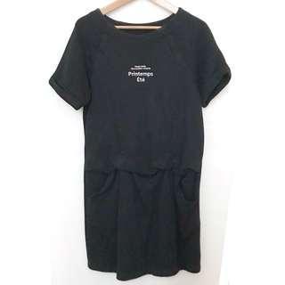 :Chocoolate Women's SS Knit Dress