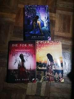 Die for me series by Amy plum