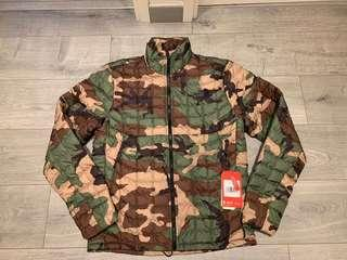 The North face northface 羽絨 外套 off white Patagonia