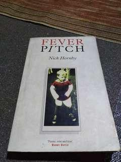 Fever Pitch book by Nick Hornby