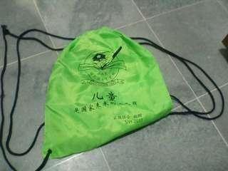 Bag Fluorescent Yellow