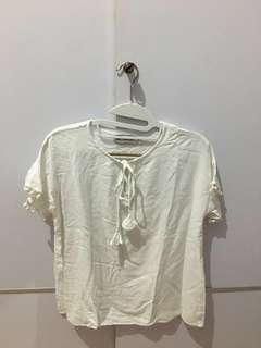 Top White by Cotton Ink