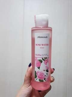 BN sealed Mamonde Rose Water Toner