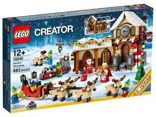 LEGO 10245 Christmas set - Santa's Workshop