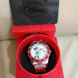 Disneyland--迪士尼Minnie Mouse--美妮時款手錶