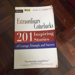 Extraordinary Comebacks