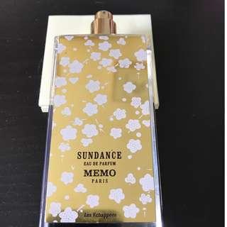 Sundance Eau De Parfume by Memo Paris 75% discount