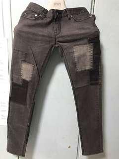 Roxy Quiksilver grey jean