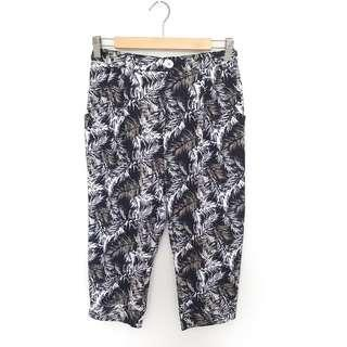 3/4 Casual Pants #SBUX50