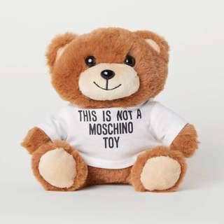 Moschino [TV] H&M Teddy Bear Iphone Case