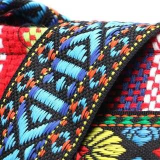 NEW Hmong sling bag / tas etnik
