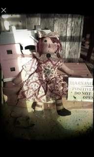 Raggedy Ann Doll Annabelle #1