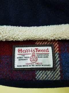 Harris Tweed Tote bag. (Authentic)
