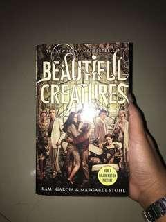 Young Adult Book: Beautiful Creatures