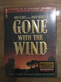 Gone With The Wind DVD Boxset New