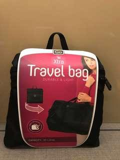 BN Authentic go travel Xtra foldable bag