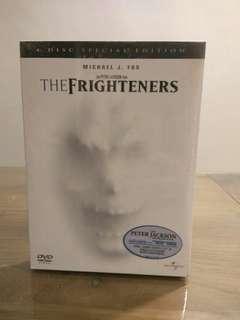Frighteners Peter Jackson DVD Boxset New