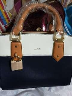 Aldo stylish hand bag with sling