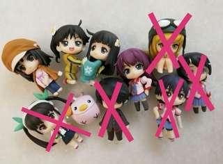 [AUTHENTIC] Nendoroid Petite Bakemonogatari #SINGLES1111