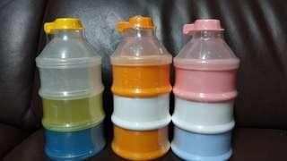 寶寶奶粉分裝罐
