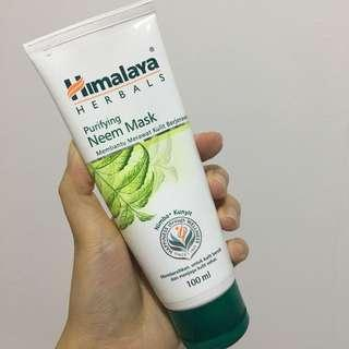 Himalaya purifying neem mask