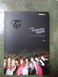 Twice summer night album