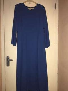 long dress muslim gamis