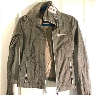 Grey/pink Bench jacket