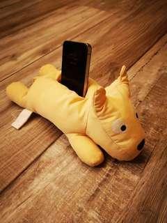 可愛狗狗手機支架