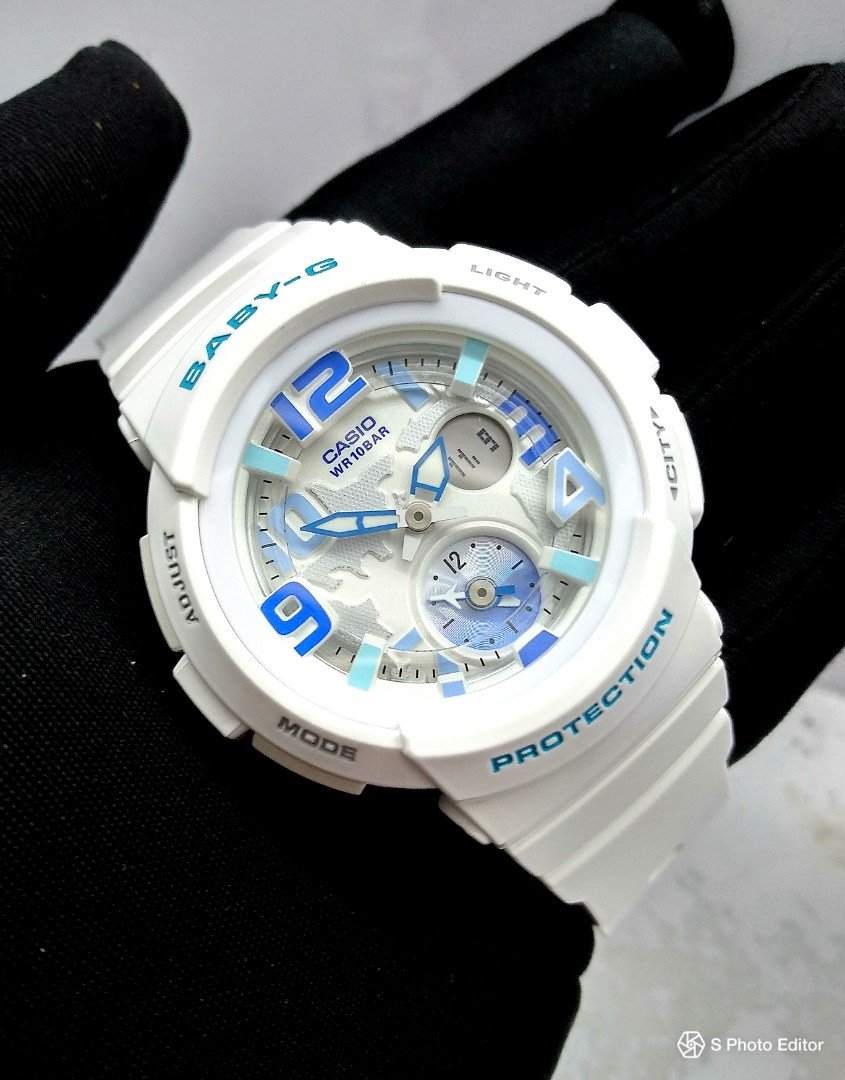 Casio World Map Watch.Free Delivery Brand New 100 Authentic Casio Babyg World Map