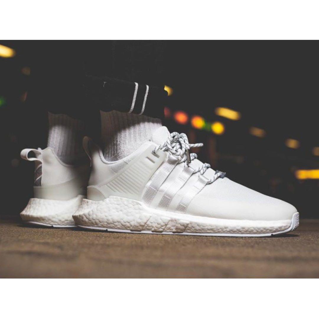 4f717fd1ca77 adidas sneakers Originals EQT Support 93 17 GTX - Triple White ...