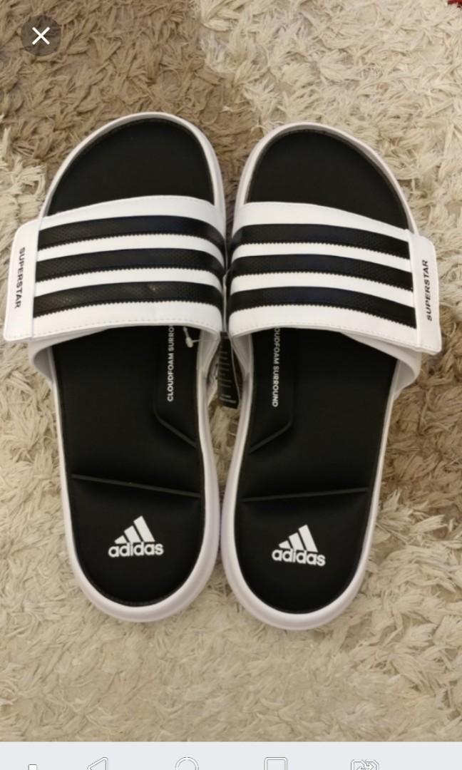 best website 5fabf 61cab Adidas Superstar 5g slides, Men's Fashion, Footwear ...