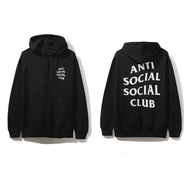 91d3279685ab Anti Social Social Club Mind Games Hoodie