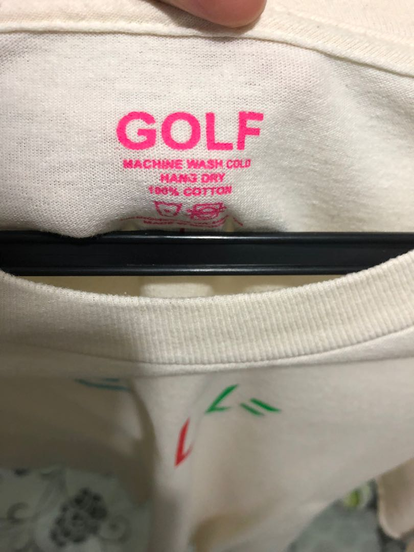 81975e5bb9 AUTHENTIC Golf Wang shirt, Women's Fashion, Clothes, Tops on Carousell