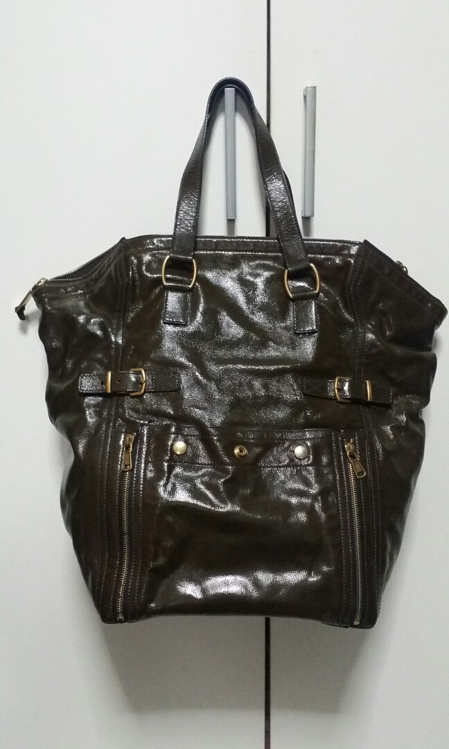 e508b02b76a2 Authentic Yves Saint Laurent Downtown Bag (Large)