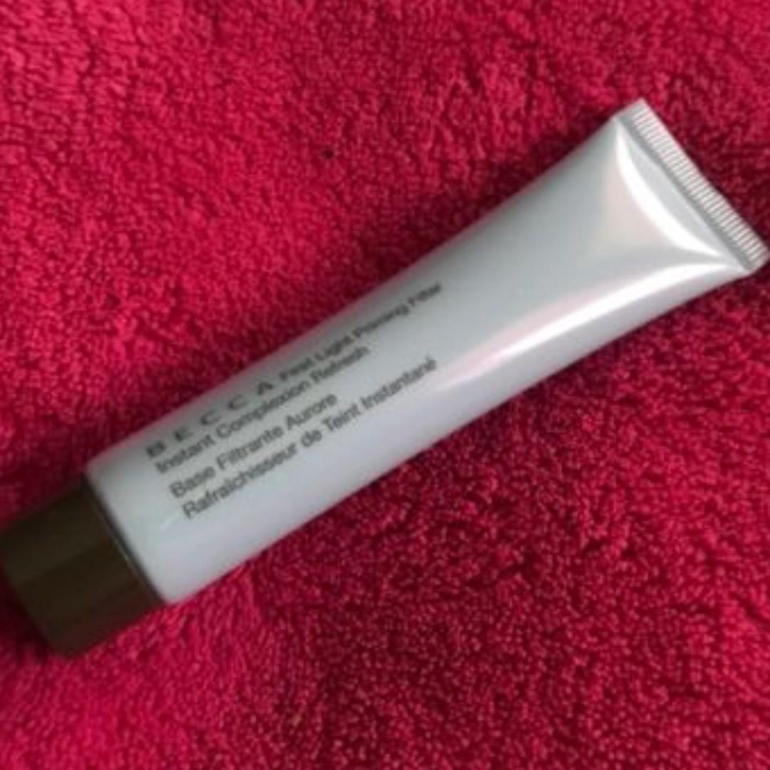 BECCA First Light Priming Filter Instant Complexion Refresh Size 15 ml BRAND NEW & AUTHENTIC & SEALED