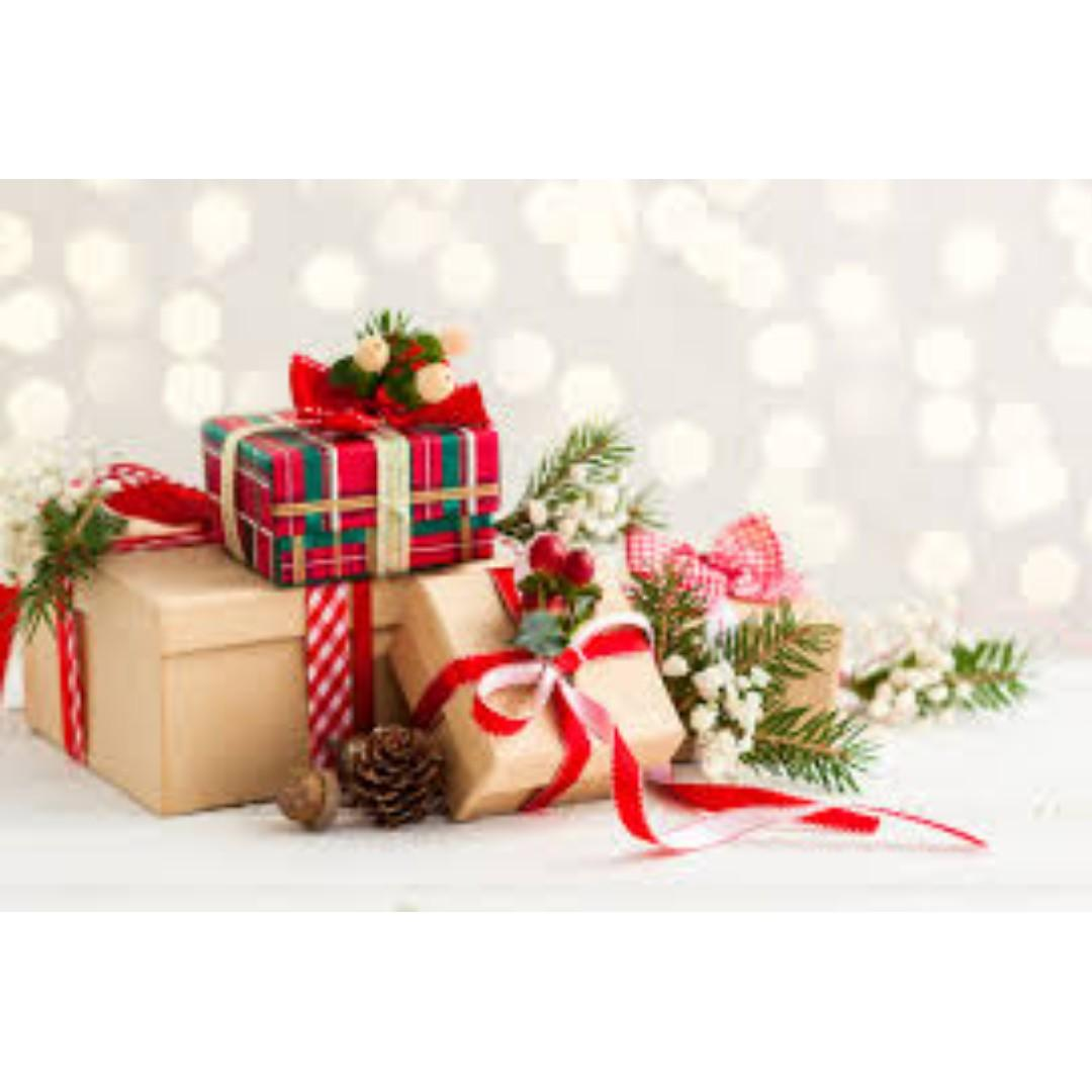 CHECK OUT MY PAGE FOR GREAT CHRISTMAS GIFTS