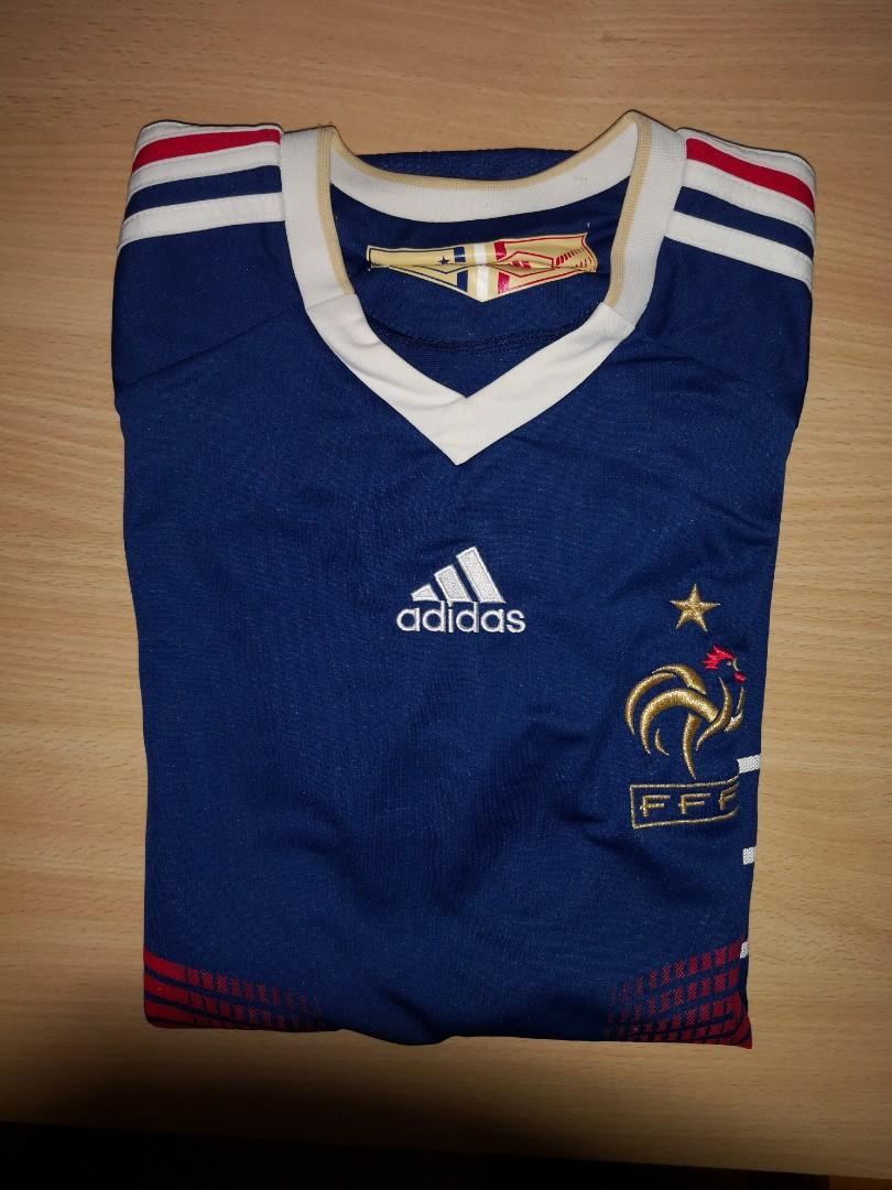 39674d839 France football Jersey (Adidas)