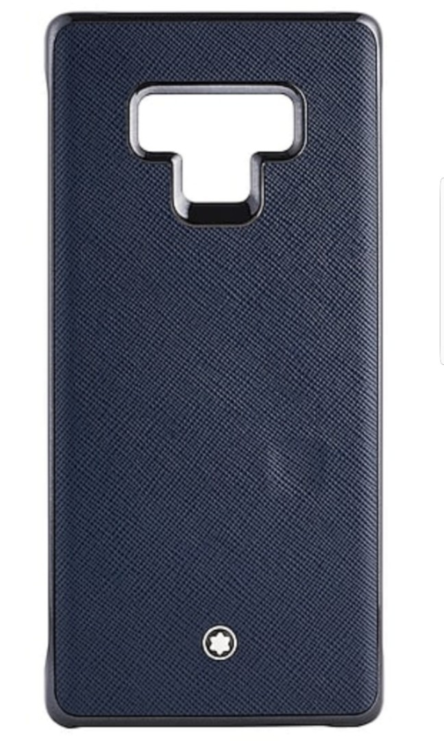 huge discount cca09 72cfb Genuine Montblanc Samsung Note 9 Hard Cover