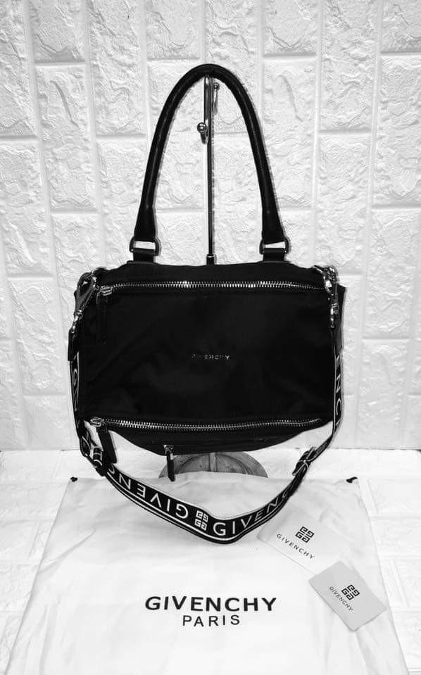 24b0fc6cdf75 Givenchy Pandora Sling Bag Authentic Quality