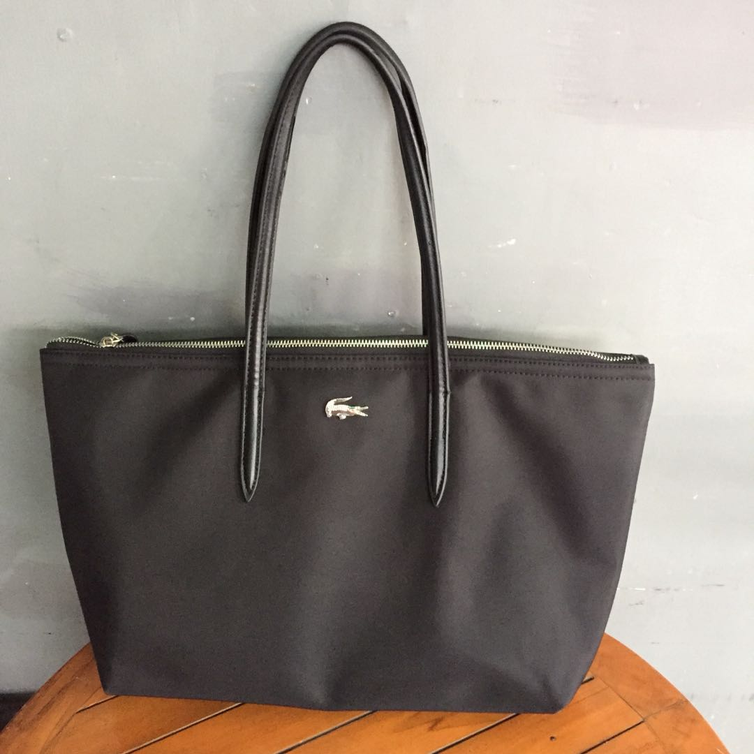 7d02ec0a5c HARGA PAS lacoste bag, Women's Fashion, Women's Bags & Wallets on Carousell