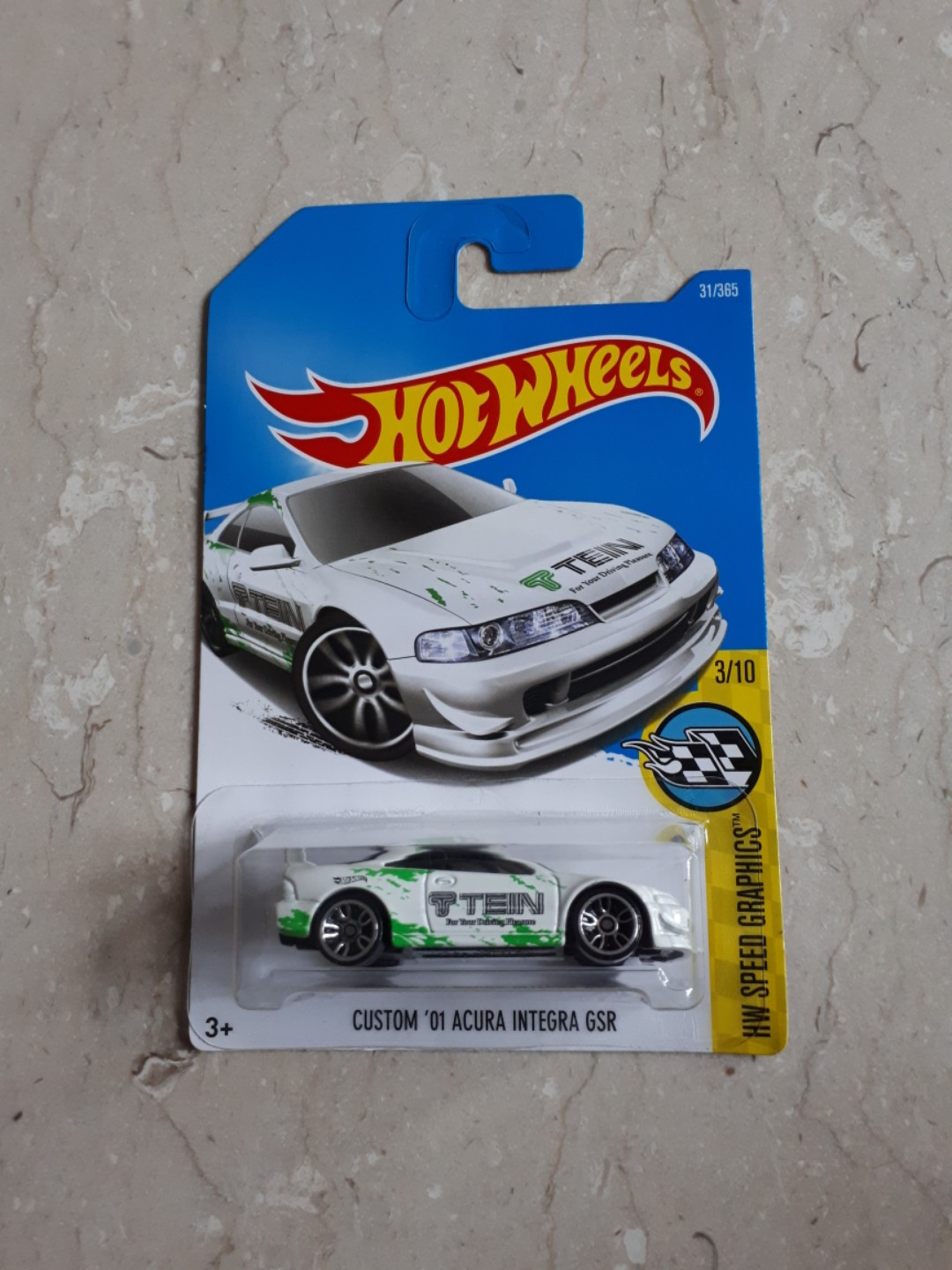 Hot Wheels Custom 2001 Acura Integra Gsr Hw Speed Graphics Toys Games Others On Carousell