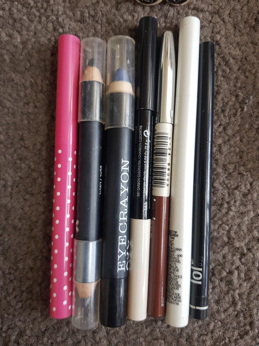 HUGE BULK LOT OF MAKEUP