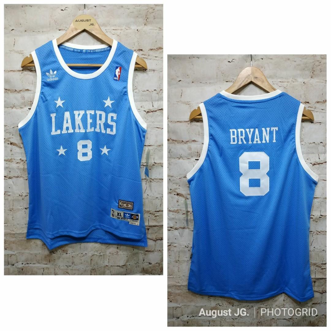 buy online 276b8 db124 Los Angeles Lakers, Four Star Edition, 2004-2005 Hardwood Classics, Kobe  Bryant